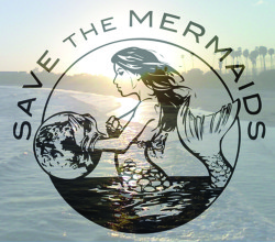 Save the Mermaids Santa Barbara Logo