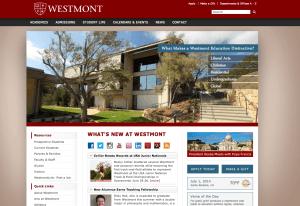 westmont-college-seo