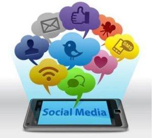Multi Platform Social Media Engagement