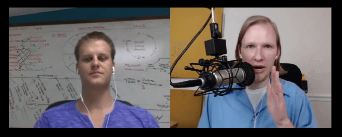 podcast interview 2016