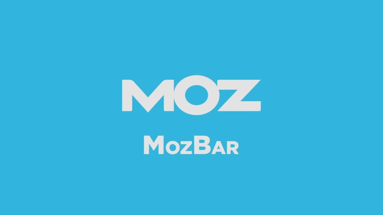 Moz-Bar